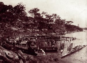 1900 Mercantile members Kerosene bay