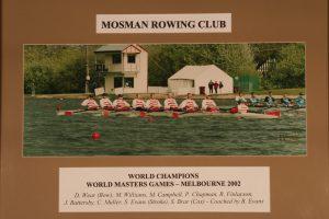 2002 World Champ cox eight3